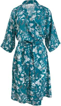 Wallace Cotton Love Tale Kimono Robe