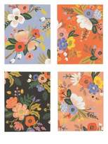 Rifle Paper Co. Eight-Pack Lively Floral Greeting Card Set