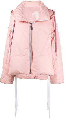 Khrisjoy short padded jacket