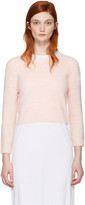 Acne Studios Pink Mindy Pullover