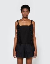 Creatures of Comfort Kuri Top in Black