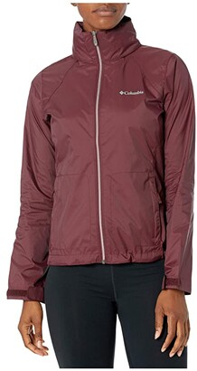 Columbia Fire Sidetm II Sherpa Full Zip (Shark) Women's Coat