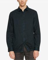 Kenneth Cole New York Men's Long-Sleeve Shirt Jacket