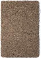 House of Fraser Hug Rug Original plains rug coffee 80x100