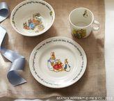 Pottery Barn Kids Peter Rabbit Ceramic Tabletop Set