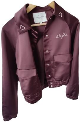 Maison Labiche Brown Jacket for Women