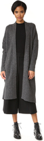 DKNY Pure Drop Shoulder Cardi Coat
