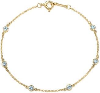 Tiffany & Co. Elsa Peretti Diamonds by the Yard bracelet in 18k gold