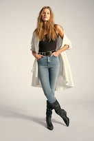 We The Free Raw High-Rise Jegging by at Free People Denim