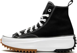 Converse Run Star Hike Hi Shoes - Size 5.5