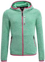 Killtec ABINE Fleece dunkel peppermint