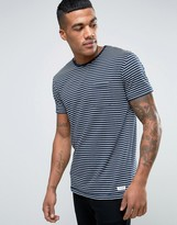 Solid & Striped Solid Striped T-Shirt With Pocket