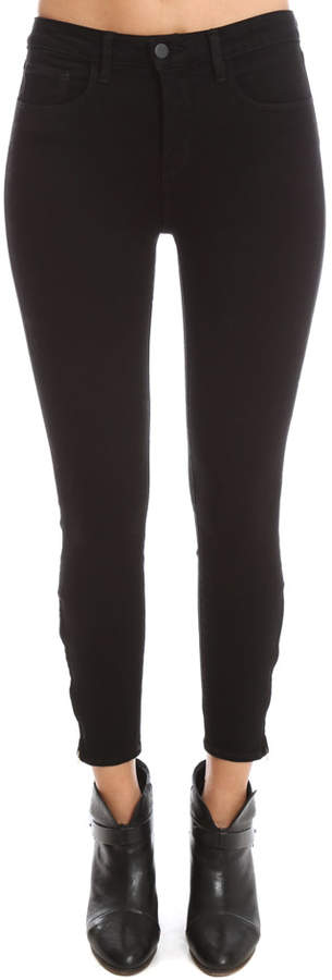 L'Agence Andrea High Rise Jean