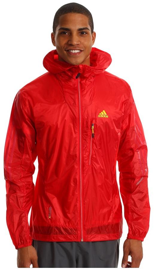 adidas Outdoor - Terrex Zupalite Jacket (Vivid Red) - Apparel