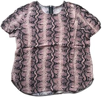 BA&SH Bash Pink Top for Women