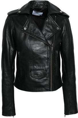 Muu Baa Muubaa Laurel Leather Biker Jacket