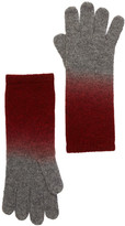 Sofia Cashmere Cashmere Dip Dye Gloves