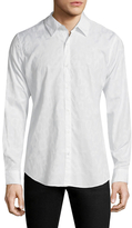 BLK DNM 50 Spread Collar Sportshirt