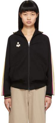Etoile Isabel Marant Black Darcey Sweatshirt