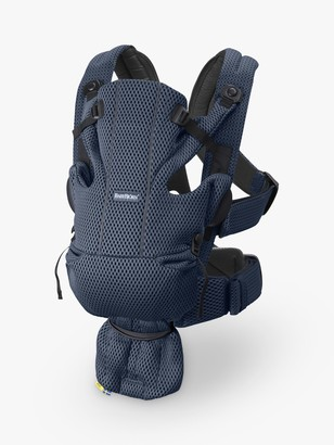 BABYBJÖRN Move with 3D Mesh Baby Carrier, Navy