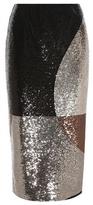 Tom Ford Sequinned Pencil Skirt