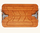 Napa Style Longhorn Carving Board