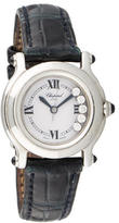 Chopard Happy Sport Diamond Watch
