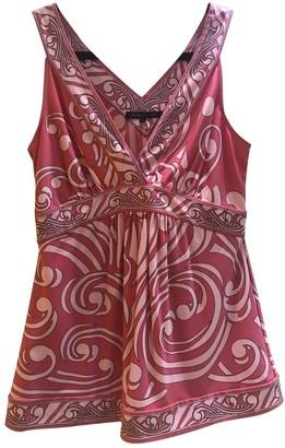 BCBGMAXAZRIA Pink Top for Women