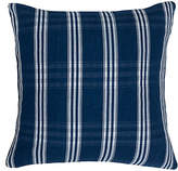 Archive New York Corte 20x20 Pillow - Indigo/White