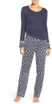 Lucky Brand Henley Pajamas
