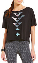 Lucy Dream On Short Sleeve Graphic Tee
