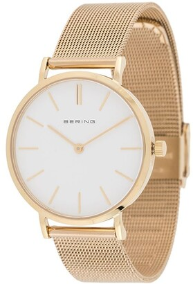 Bering Classic textured style watch