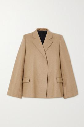 Totême Bonce Wool-blend Blazer - Beige