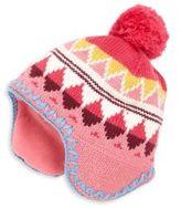 Catimini Baby's Pom-Pom Knit Hat