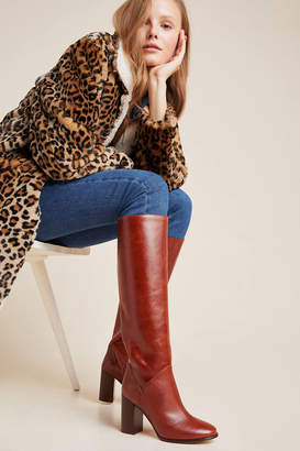 Jeffrey Campbell Bridle Knee-High Boots
