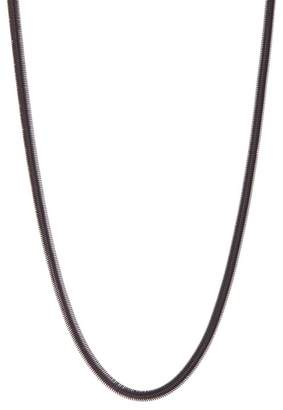 Nordstrom Rack Snake Chain Necklace