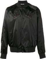 Valentino Love Blade bomber jacket