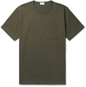 Handvaerk Combed Pima Cotton-Jersey T-Shirt