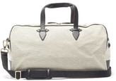 Thumbnail for your product : Paravel Grand Tour Canvas Holdall - Black Multi