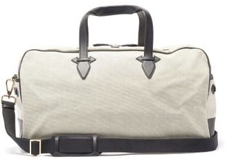 Paravel Grand Tour Canvas Holdall - Womens - Black Multi