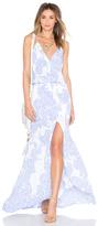 Karina Grimaldi Draco Maxi Dress