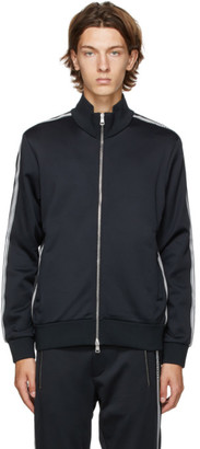 Moncler Black Technical Track Jacket