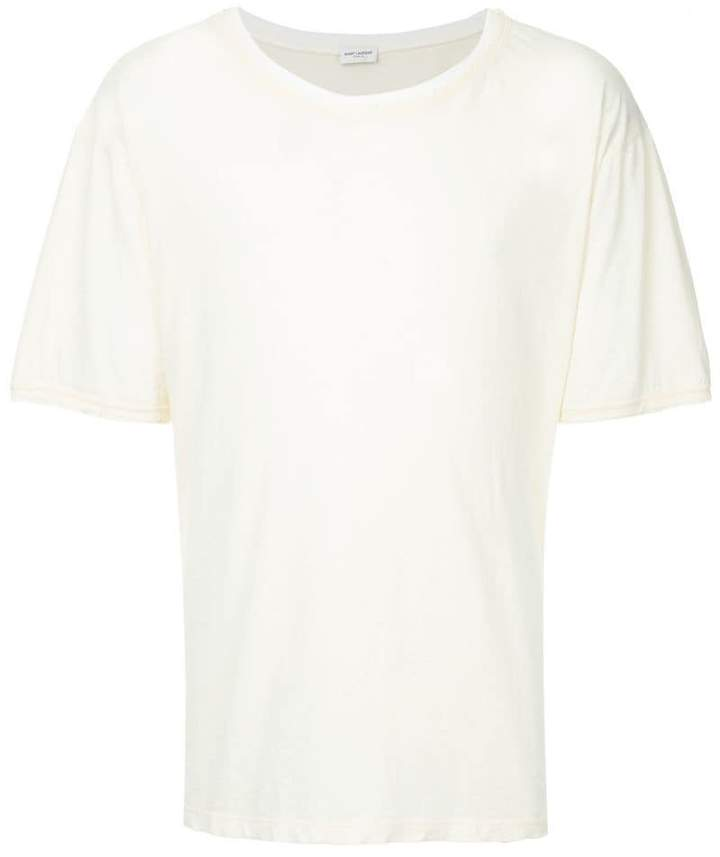 Saint Laurent classic short-sleeve T-shirt