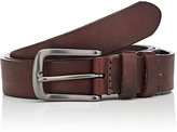 Felisi Men's Burnished Leather Belt