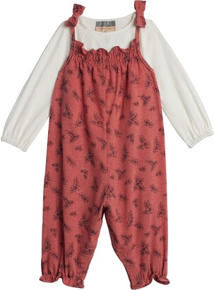 Pippa & Julie Top & Romper Set