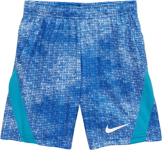 Nike Dri-FIT Graphic Athletic Shorts