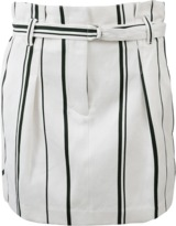 3.1 Phillip Lim Belted Stripe Skirt
