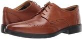 Bostonian Birkett Wing (Tan Leather) Men's Dress Flat Shoes