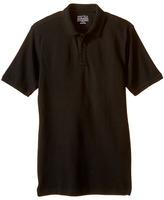Nautica Husky Short Sleeve Pique Polo (Big Kids)