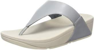 FitFlop Women's Lulu Leather Toe-post Sandals
